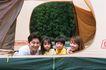 休息日家庭0014,休息日家庭,生活,公园 道具 游乐场 躲藏 拍照 休闲生活 假日生活 休假 放松 玩乐 玩耍 户外休闲 家庭