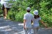 休息日家庭0019,休息日家庭,生活,情侣装 探访 学找 迷路 野外 户外休闲 假日 户外娱乐 天伦之乐 玩乐 玩耍
