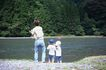 休息日家庭0020,休息日家庭,生活,背景 儿童 河岸