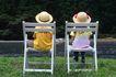 休息日家庭0023,休息日家庭,生活,孩子 椅子 树木