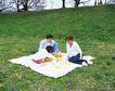休息日家庭0055,休息日家庭,生活,绿坡 一家人 野餐