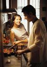 健康家庭0049,健康家庭,生活,做饭 勤快的丈夫