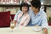 咖啡恋人0016,咖啡恋人,生活,午餐 甜点 情侣 西餐厅 情调 休闲生活 假日生活 休假 放松 玩乐 玩耍 户外休闲 女人 约会 咖啡厅