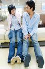 咖啡恋人0045,咖啡恋人,生活,牛仔裤