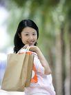 时尚购物0020,时尚购物,生活,手提 黄色 牛皮袋