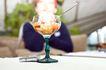 晚餐恋人0019,晚餐恋人,生活,高脚杯 手机 视频 等待 冷饮