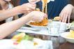 晚餐恋人0024,晚餐恋人,生活,晚饭 饭桌 凉面