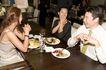 晚餐恋人0028,晚餐恋人,生活,朋友 在酒家 餐盘