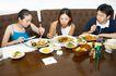 晚餐恋人0030,晚餐恋人,生活,西餐厅 餐具 桌面