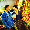 购物场景0056,购物场景,生活,水果店 精心挑选 各种水果