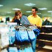 购物场景0059,购物场景,生活,男士用品店 男士内裤 营业员