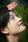 女人花0017,女人花,美容,镜头 靓丽 侧脸 敬业 皮肤