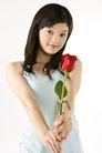 女人花0021,女人花,美容,玫瑰 红花 少女