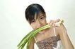 少女日记0021,少女日记,美容,主妇 择菜 蒜苗