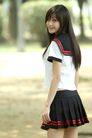 少女日记0037,少女日记,美容,秀发 短裙 校服