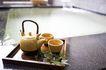 温泉休闲0017,温泉休闲,美容,茶具 品茶 茶壶 休闲 惬意