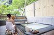 温泉休闲0056,温泉休闲,美容,女子温泉 舀水 减压方式