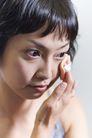 美容彩妆0015,美容彩妆,美容,眼袋 黑眼圈 遮住 自然 双眼皮