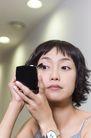 美容彩妆0018,美容彩妆,美容,走廊 灯光 室内 精心 打扮