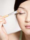 美颜化妆0052,美颜化妆,美容,美颜时间 刷子 刷眼影
