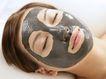 美颜化妆0059,美颜化妆,美容,平躺 休憩 做面膜