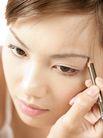 美颜化妆0061,美颜化妆,美容,画眉毛