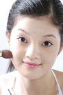 面部美容0003,面部美容,美容,挑眉 生活照 注视 白皙 皮肤