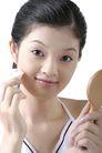 面部美容0004,面部美容,美容,纸巾 化妆棉 可爱 光滑 保养