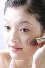面部美容0015,面部美容,美容,化妆 扑粉 粉笔 化妆品 粉笔
