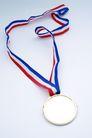 奖牌奖杯0014,奖牌奖杯,静物,银牌 纪念 银 表彰 勋章