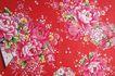 布纹蕾丝0026,布纹蕾丝,静物,布料 牡丹 红色