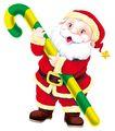 欢乐圣诞插画0006,欢乐圣诞插画,静物,拐杖 夸张 巨大 沉重 长度