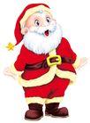欢乐圣诞插画0015,欢乐圣诞插画,静物,意外 好奇 调皮 张嘴 惊奇