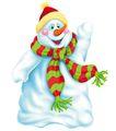 欢乐圣诞插画0019,欢乐圣诞插画,静物,嗨 友好 招呼 冰天雪地 融化