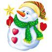欢乐圣诞插画0025,欢乐圣诞插画,静物,插画 欢乐 圣诞