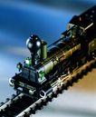 生活对象0035,生活对象,静物,玩具 火车 铁轨