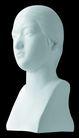 石膏像0071,石膏像,静物,石膏 女人 塑像