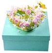 礼物0089,礼物,静物,花环 背景 摆放