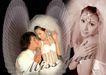 跨页婚纱模板