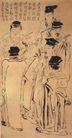 1C0392,人物名画,中国传世名画,