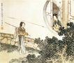 1C0397D,人物名画,中国传世名画,