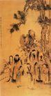 1C0407,人物名画,中国传世名画,