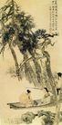 1C0411,人物名画,中国传世名画,