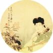 1C0413,人物名画,中国传世名画,