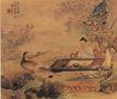 1C0417,人物名画,中国传世名画,