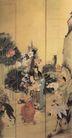 1C0425B,人物名画,中国传世名画,