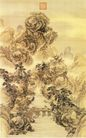 1a0650,山水名画,中国传世名画,