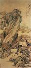 1a0667,山水名画,中国传世名画,