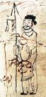 1C0012B,花鸟名画,中国传世名画,