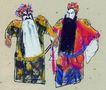 人物-综合0008,人物-综合,中国国画,戏剧 京剧 表演 艺术 演艺